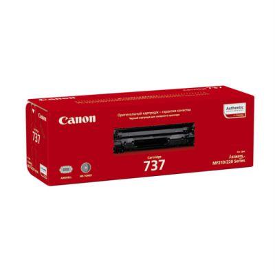 Картридж Canon 737 Black/Черный 9435B004 (9435B002)