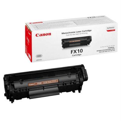 Картридж Canon FX-10 Black/Черный (0263B002)