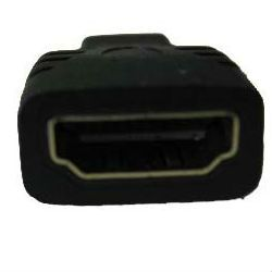 Espada Видеоадаптер переходник micro HDMI M to HDMI F Emc HDMI M-HDMI F