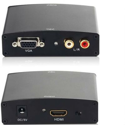 Espada ������������ VGA + R/L Audio to HDMI converter HCV0101