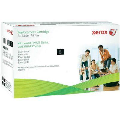 Расходный материал Xerox Картридж для HP LJ CP3525 Black - CE250A 106R02137