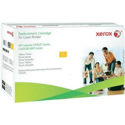 ��������� �������� Xerox �������� ��� HP LJ CP3525 Yellow -CE252A 106R01585