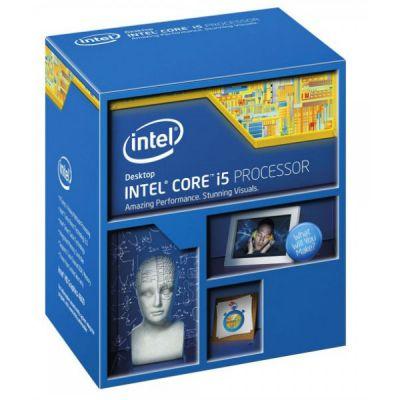 ��������� Intel Core i5-4570S 2.9 GHz / 4core / SVGA HD Graphics4600 / 1+6Mb / 65W / 5 GT / s LGA1150 BOX BX80646I54570SSR14J