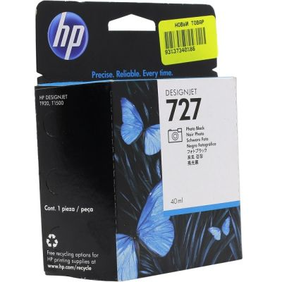Картридж HP Black/Черный (B3P17A)