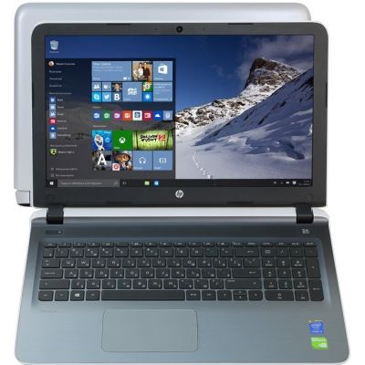 Ноутбук HP Pavilion 15-ab224ur P7R81EA