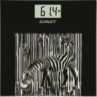 Весы напольные Scarlett SC-BS33E004