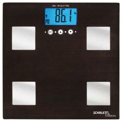 Весы напольные Scarlett SC-BS33ED78