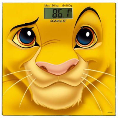 Весы напольные Scarlett SC-BSD33E895