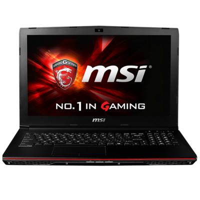 Ноутбук MSI GP62 2QE-422RU (Leopard Pro) 9S7-16J312-422