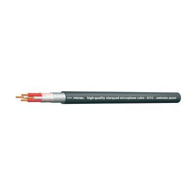 Кабель Proel микрофонный HPC200BK