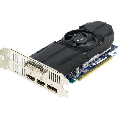 Видеокарта Gigabyte GeForce GTX750Ti 2Gb < PCI-E > DDR5 (RTL) DVI+DualHDMI+DP GV-N75TOC-2GL