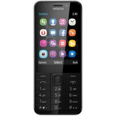 Телефон Nokia 230 Dark Silver A00026973