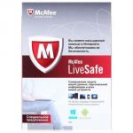 ��������� McAfee LiveSafe Promo BOX (BOXMLS139001RAA)