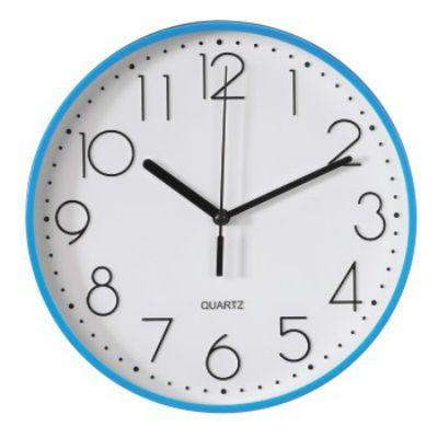 Настенные часы Hama аналоговые PG-220 синий