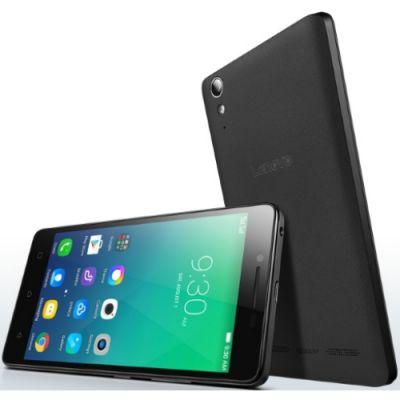 Смартфон Lenovo A6010 8Gb LTE Black PA220036RU