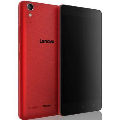 Смартфон Lenovo A6010 8Gb LTE Red PA220037RU