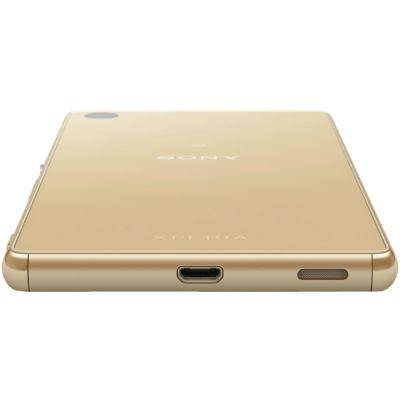 Смартфон Sony Xperia M5 3G LTE E5603Gold