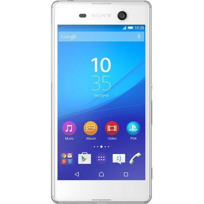 Смартфон Sony Xperia M5 Dual 3G LTE E5633White