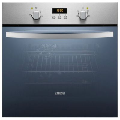Встраиваемая электрическая духовка Zanussi ZZB 525601 X ZZB525601X