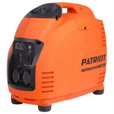 Генератор Patriot инверторный 3000i