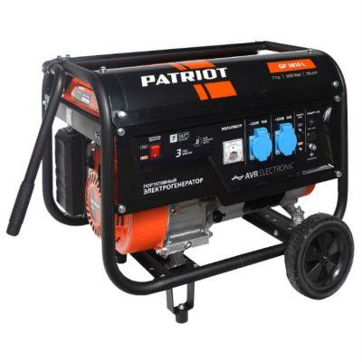 Генератор Patriot бензиновый GP 3810L