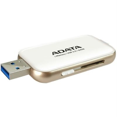 Флешка ADATA USB 3.0 64GB AUE710-64G-CWH