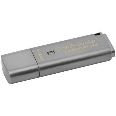 Флешка Kingston USB 3.0 64GB DTLPG3/64GB