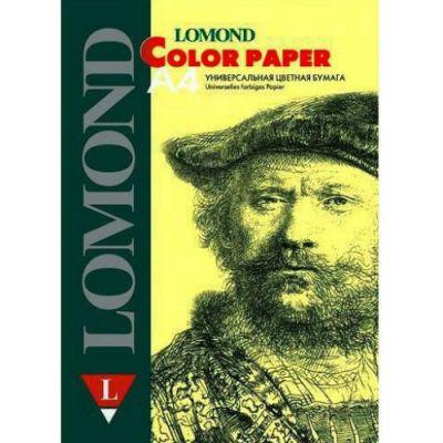 ������ Lomond ������� , Lemon (�������-������), A4, 160 �/�2, 125 ������, ������� ��� (1004402)