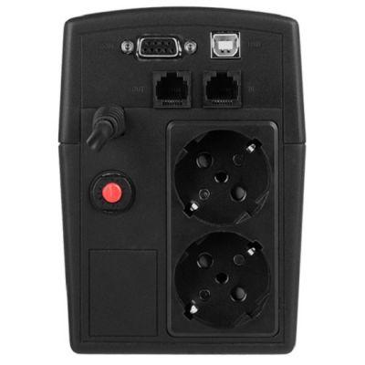 ��� CyberPower 1000VA/550W USB/RS-232/RJ11/45 (2 EURO) VALUE1000ELCD