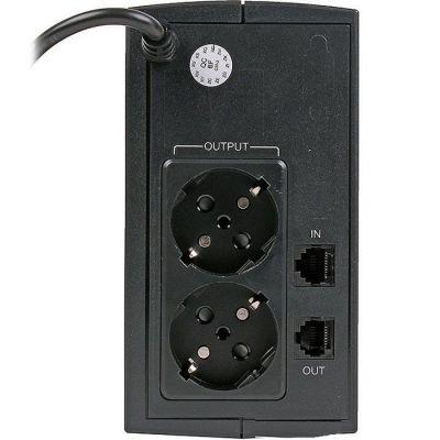ИБП CyberPower 450VA/240W RJ11/45 (2 EURO) UT450E