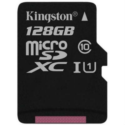 Карта памяти Kingston 128GB microSDXC Class 10 SDC10G2/128GBSP