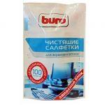 Салфетка Buro BU-Zscreen для экранов и оптики 100шт