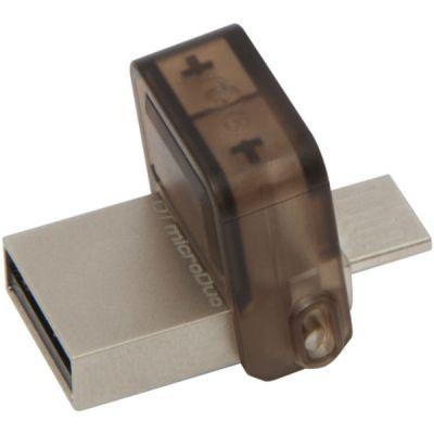 Флешка Kingston USB 2.0 32GB DTDUO/32GB-YAN