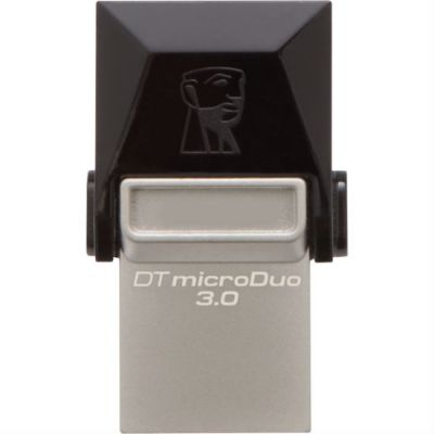 Флешка Kingston USB 3.0 64GB DTDUO3/64GB