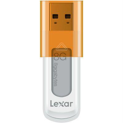 Флешка Lexar 8Gb JumpDrive S50 USB2.0 LJDS50-8GBABEU белый