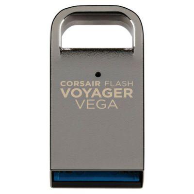 Флешка Corsair 32Gb Voyager Vega USB3.0 CMFVV3-32GB серебристый