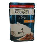 Паучи Gourmet Перл для кошек Говядина 85г (упак. 24 шт) (12215233)