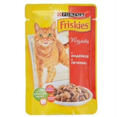 ����� Friskies ��� ����� ������� � ������� �������/������ 100� (����. 20 ��) (12227707)