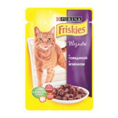 ����� Friskies Adult ��� ����� � ������� ��������/������� 100� (����. 20 ��) (12227710)