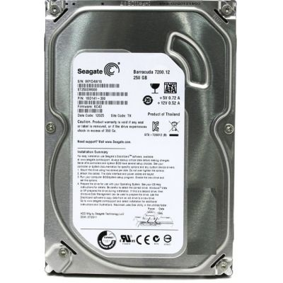 "Жесткий диск Seagate Barracuda 7200.12 3.5"" 250Gb ST250DM000"