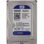 "Жесткий диск Western Digital SATA-III 500Gb Blue (7200rpm) 32Mb 3.5"" WD5000AZLX"