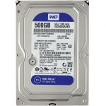 "������� ���� Western Digital SATA3 500Gb Caviar Blue 16Mb 3.5"" WD5000AAKX"