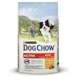 Сухой корм Dog Chow ACTIV для активных взрослых собак курица 2,5 кг (12233237)