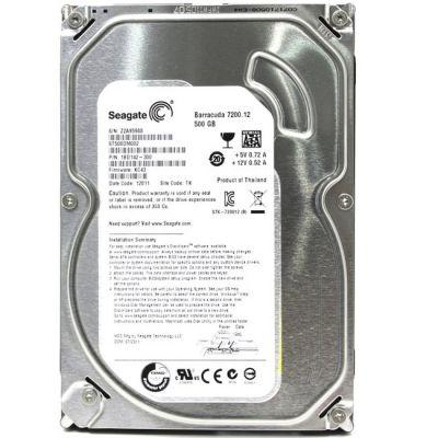 "Жесткий диск Seagate Barracuda 7200.12 3.5"" 500Gb ST500DM002"
