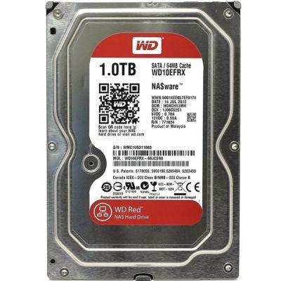 "Жесткий диск Western Digital Original SATA-III 1Tb 64Mb 3.5"" WD10EFRX"