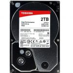 "Жесткий диск Toshiba SATA-III 2Tb P300 (7200rpm) 64Mb 3.5"" HDWD120UZSVA"