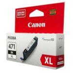 ��������� �������� Canon �������� CLI-471BK (������) 0346C001