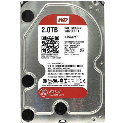 "Жесткий диск Western Digital Red 2000GB 3.5"" WD20EFRX"