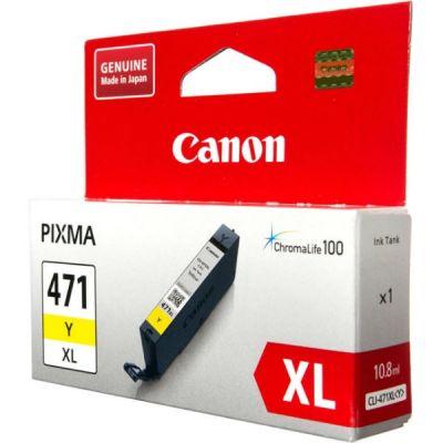 ��������� �������� Canon �������� CLI-471Y (������) 0349C001