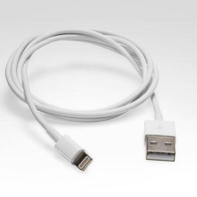 Кабель IQFuture Lightning to USB (1 м, белый) IQ-AC01-NEW